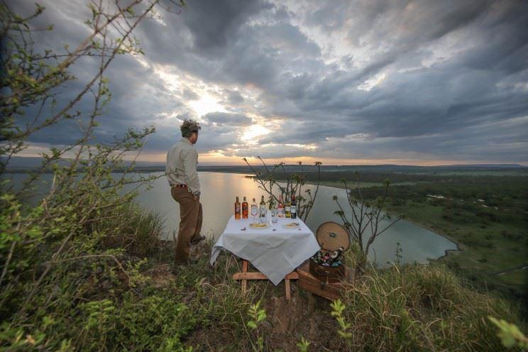 Sundown - Lake Naivasha