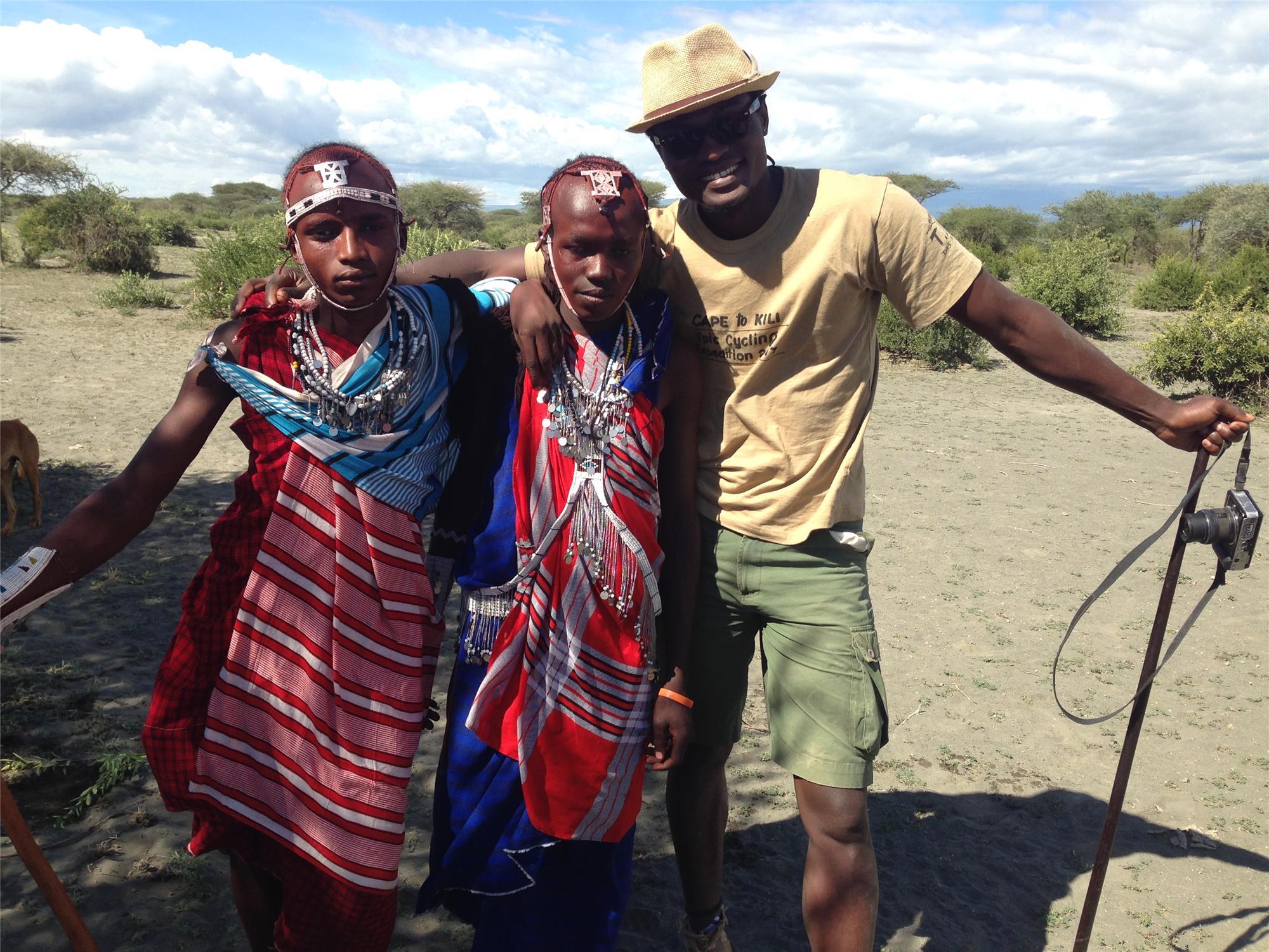 ElMundo Safaris at Maasai Boma.