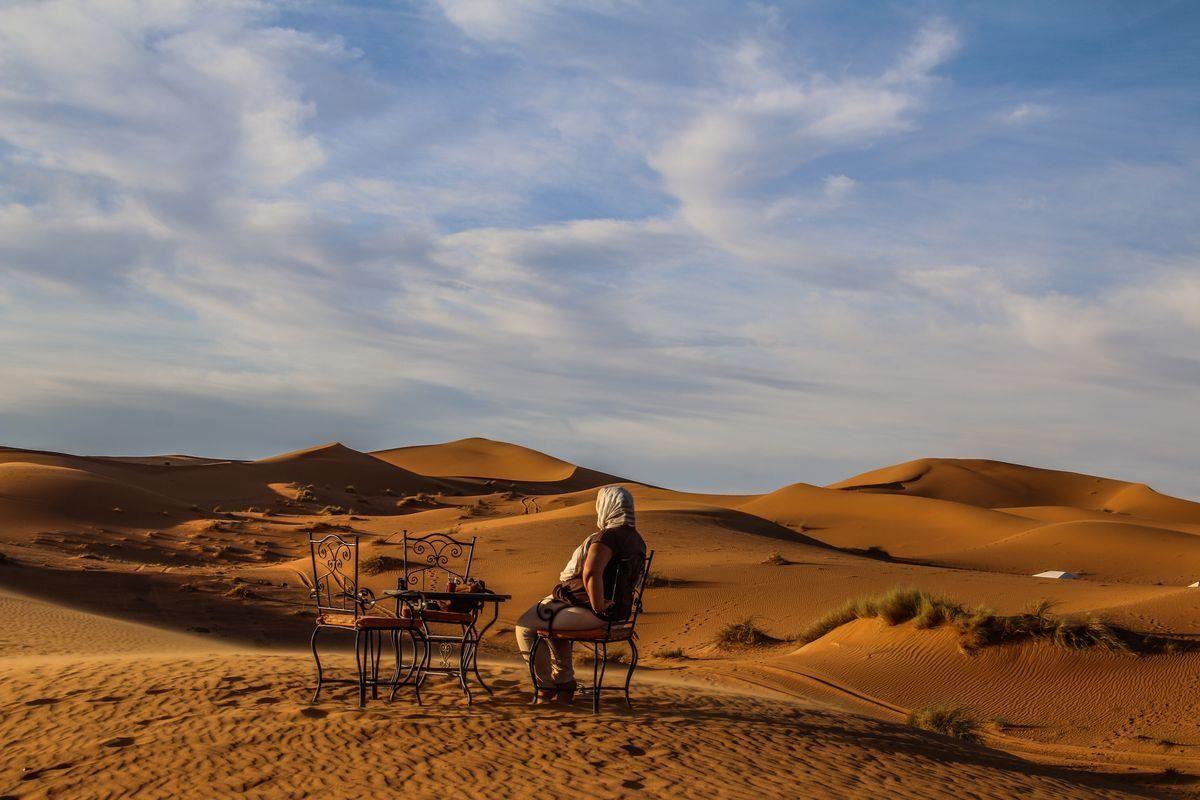 Bivouac Tented Berber Camp