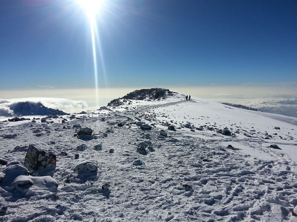 Barafu Camp to the summit
