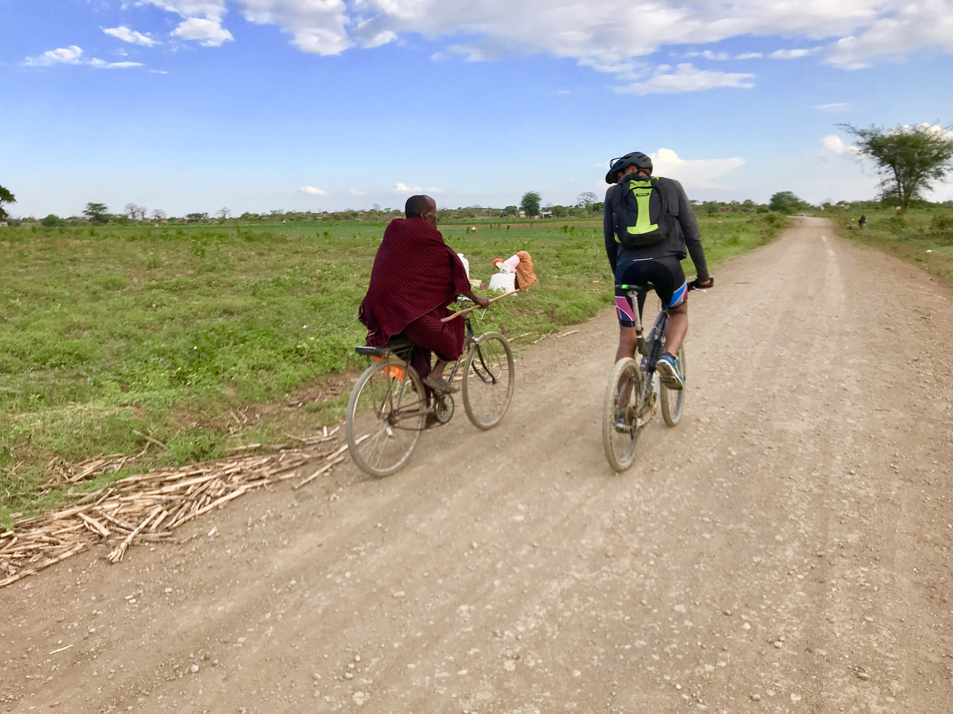 Africa Bicycle Tours