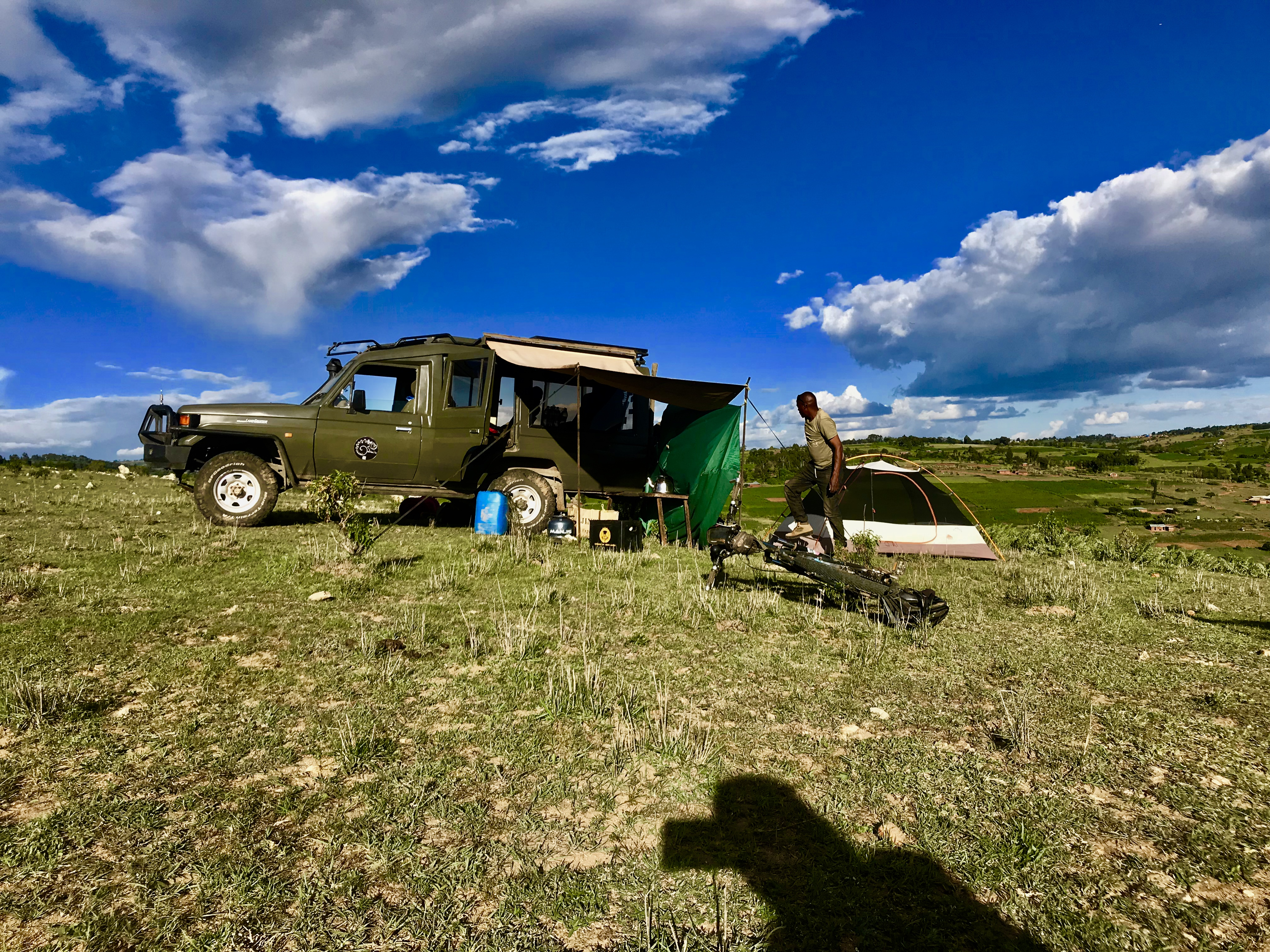 Africa Camping Tours